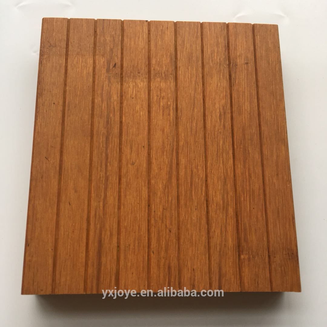 home high load bamboo outdoor decking update