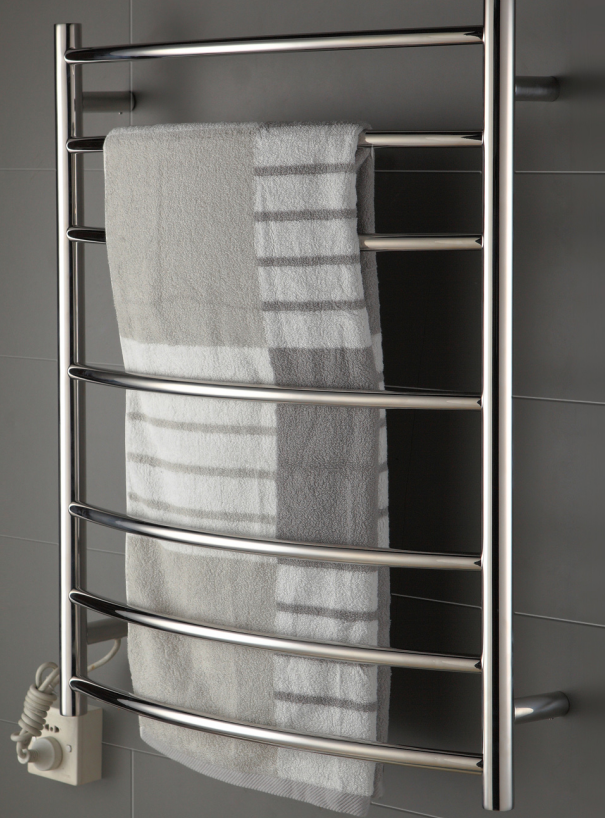 Best Selling Superior Quality Latest Design heated towel rail HTR003-7R