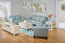 703 three-person sofa