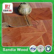 Best Price Hdf Parquet wood laminate flooring
