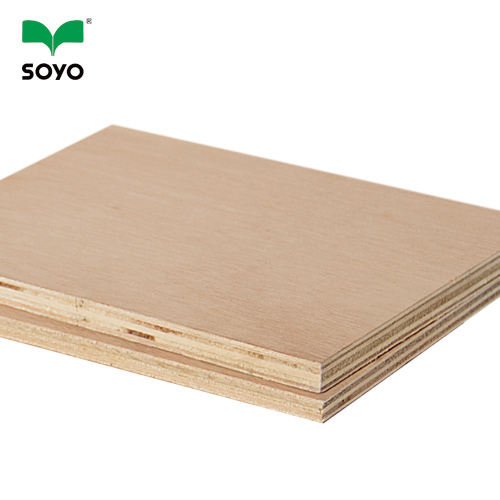 natural veneer plywood/commercial Okoum Plywood at wholesale price