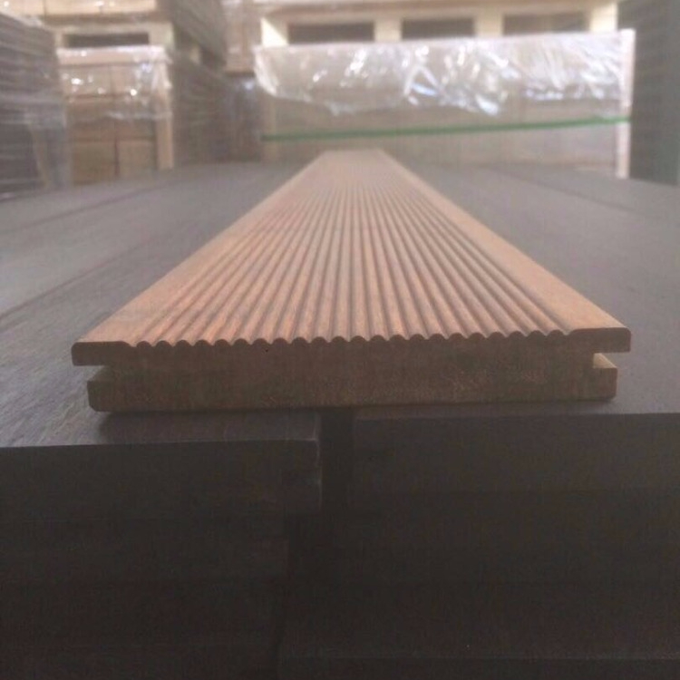 Eco friendly bamboo outside floor tile with long life span
