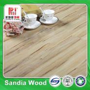 12mm White Oak Laminate Flooring / 12.3mmvlinga Click Easy Install Hdf Laminate Flooring