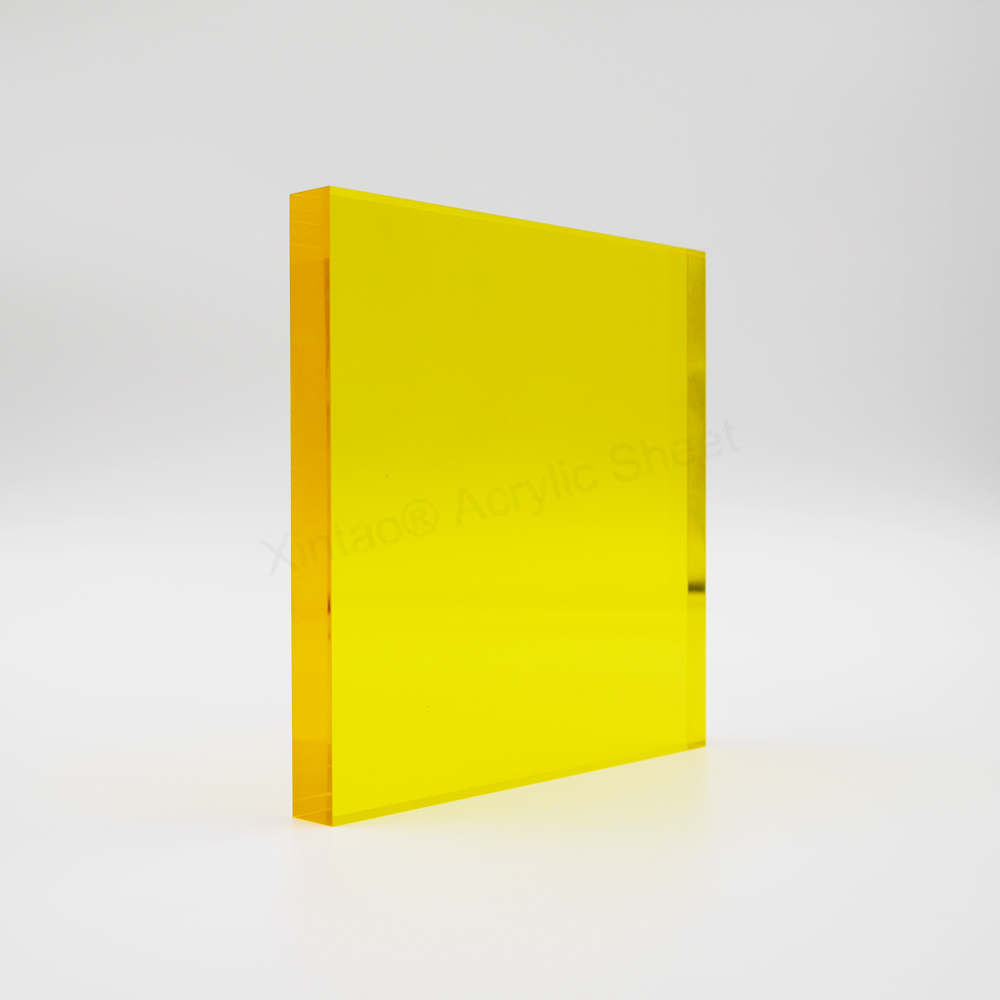 XINTAO Tinted Perspex Plexi Acrylic Sheet