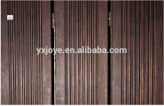 Anti-moldy Strand Woven Bamboo Decking for outdoor