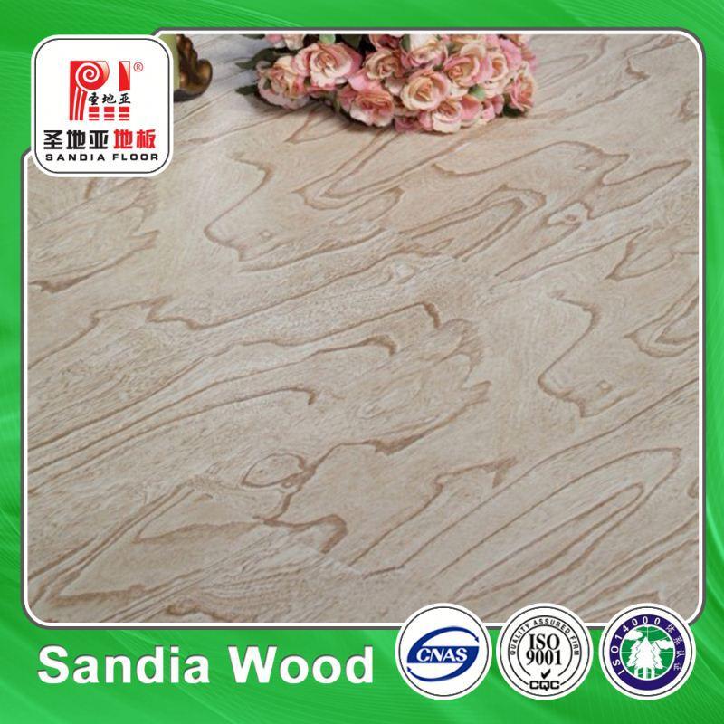 12mm Ac3 Eir Parquet Laminate Flooring / 100% Waterproof Ac1/ac2/ac3/ac4 Grade Grade Ac3 Ac7 Eir Lam