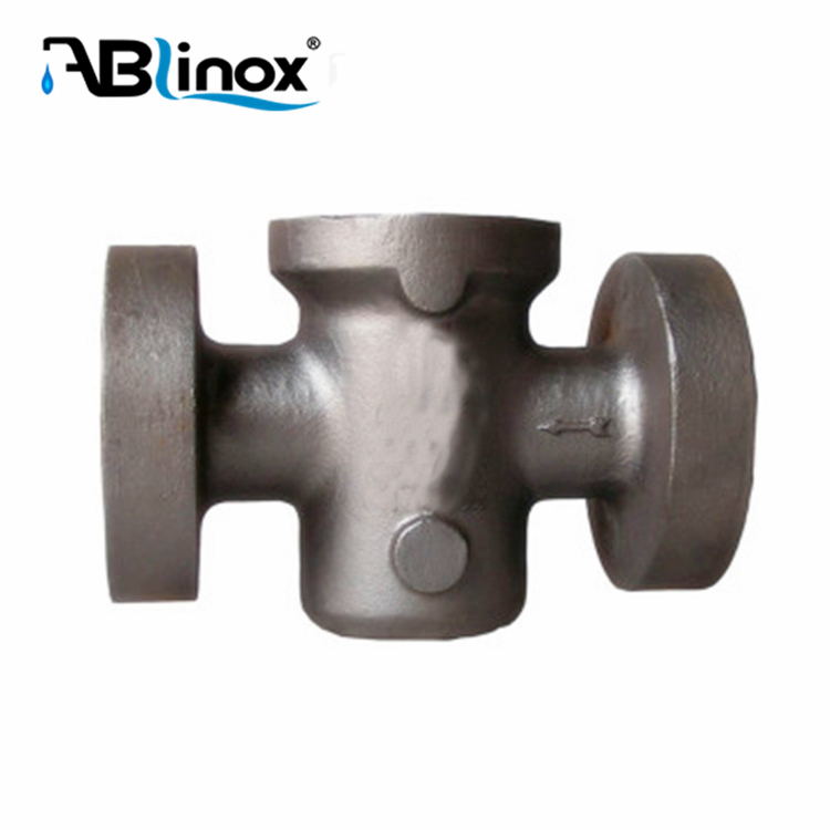 Guangdong supplier Stainless steel machined pump impeller investment casting