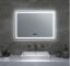 LED vanity mirror