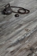 8mm Dark Walnut Laminated Flooring