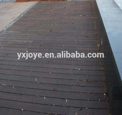 Anti-moldy long-life flooring bamboo outdoor flooring