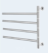 Best-Selling Best Quality Comfortable Design heated towel rail HTR005-4R