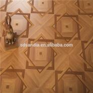 Solid 3d Embossed Engineered Outdoor Wood Flooring