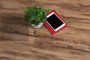 PVC Click Vinyl Flooring Tile