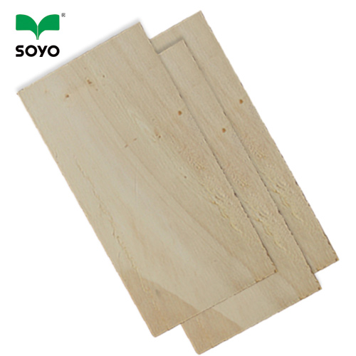 Wada E0 glue poplar birch 3mm thickness commercial plywood
