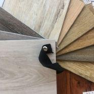 100% formaldehyde free SPC floor for bedroom use