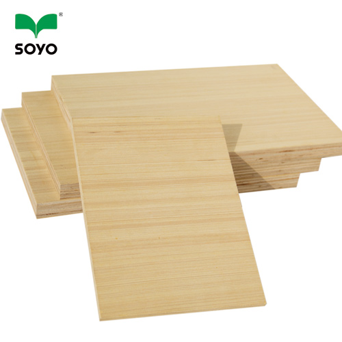 18mm UV birch face plywood of commercial plywood