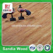 12mm mdf Good color Laminate Flooring / Elegant Wooden House Krono Laminate Flooring
