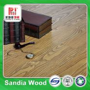 Oak Waxed Handscraped Laminate Flooring / Ac3 Ac4 Ac5 Hdf Slip-resistant Classen Laminate Flooring E