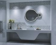 New Product Highest Level Fancy Design LED vanity mirror M-ILN303