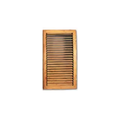Aluminum Fixed Shutter Window (ZJYW018)