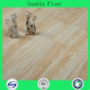 Mirror 12mm Wood Flooring / 12mm Mirror Surface Pine Wood Laminate Flooring