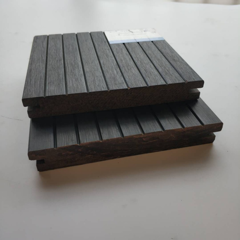 strand woven outdoor waterproof high density bamboo decking