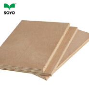 Chinese manufacturer wholesale good price on 19mm okoume plywood