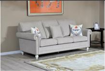 802 three-person sofa