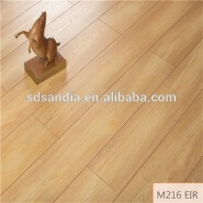 Customized Size Brown Color EIR Laminate Flooring