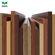 face film plywood for wardrobe from soyo