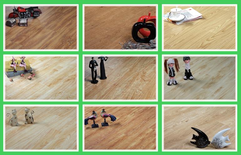 11mm hdf ac4 Flooring / 8mm Real Wood Grain Hdf Mdf Laminate Flooring