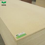 e1 grade particle board melamine particle board from soyo