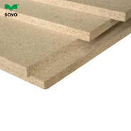 manufactory price raw particle board / 1 inch particle board