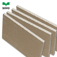China 12mm Fireproof Magnesium Oxide Gypsum Board MGO Board