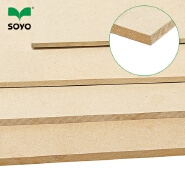 rice straw mdf/12mm mdf/mdf double cot bed designs