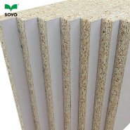china particle board plant white particle board / white melamine particle board