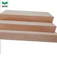 18 mm e1 mdf/2440mmx1220mmx18mm e1/wear-resistant density board