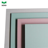discount colored gypsum board from soyo