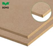 High moisture resistant MDF fiber board