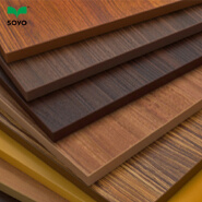 laminated mdf melamine board for furniture and decoration