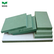 green mdf board price from china supplier