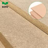 wood fiber raw mdf material wood board manufacturer
