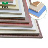 Soyo board wood/ 16MM high density panel /wear-resistant density board
