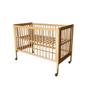 Hot Sale Multifunctional Wooden Baby Cot Natural Baby Crib