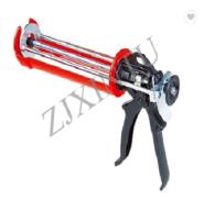 Three Rods Cartridge Silicone Sealant Skeleton Caulking Gun