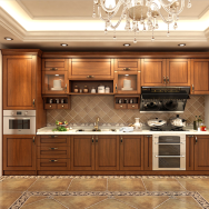Shouguang Muyun Furniture Co.,Ltd. Solid Wood Cabinets