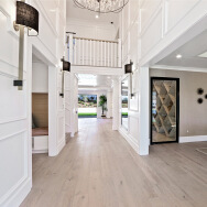 DALIAN HANDIAN WOOD INDUSTRY CO.,LTD. Multi-layer Engineered Flooring