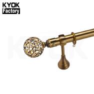 KYOK Curtain Rod Co., Ltd. Curtain Accessories