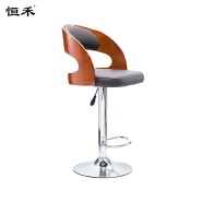 High Quality Simple Style Adjustable Indoor Bar Stool Leisure Dining Chair