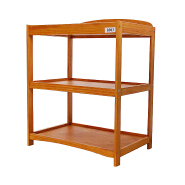 China supplier wooden storage shelf